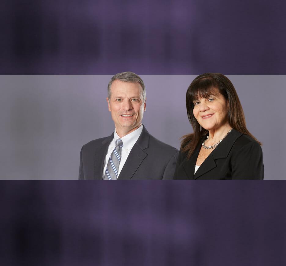 Media item displaying Thomas Finn and Cynthia Keliher Elected to McCarter & English Executive Committee